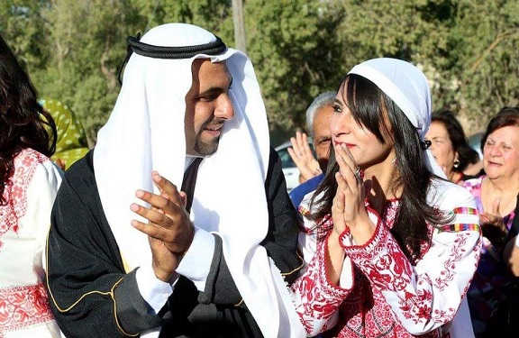 الحب بالفلسطيني
