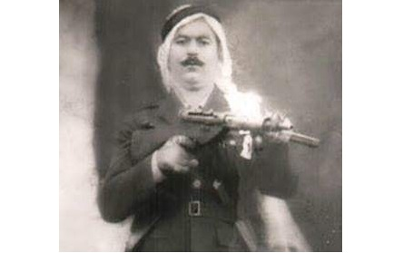 البطل المقاتل حسين ابو عياش – فلسطين – عيلوط – الناصره