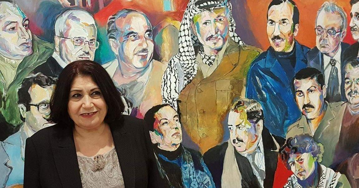 رسالة الى الرئيس محمود عباس. عن صفحة زينب الغنيمي