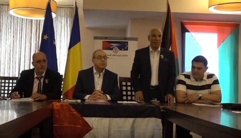 اتحاد الجاليات والمؤسسات والفعاليات في اوربا يكرم الدكتور محمد عياش