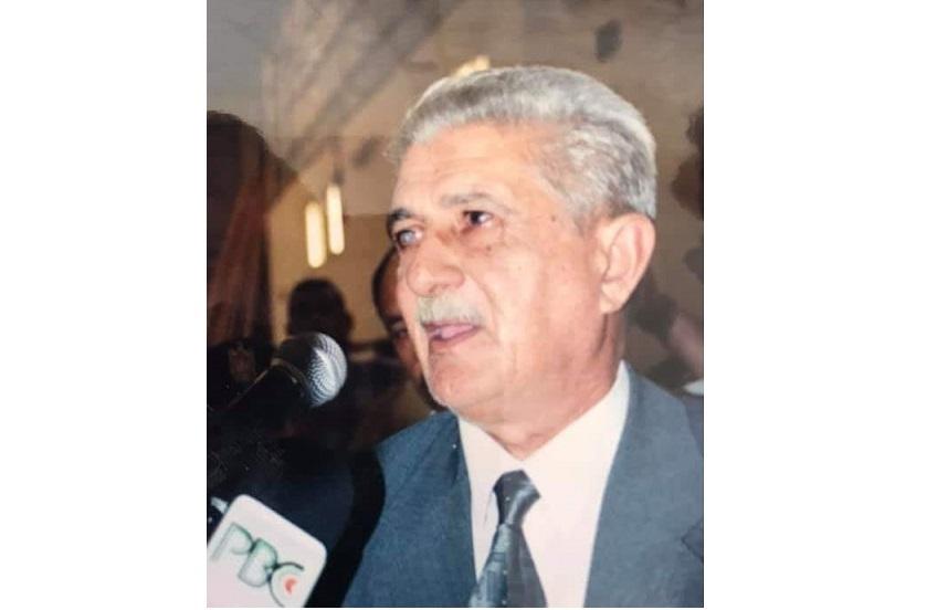 احمد القدوة ( الحاج مطلق ) ( 1932م – 2019م ) بقلم لواء ركن عرابي كلوب