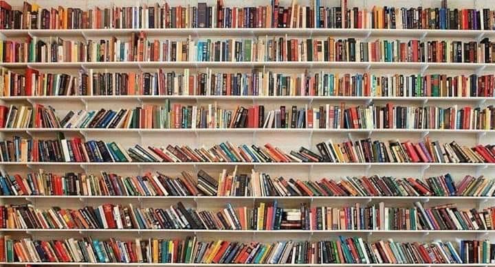 عند قراءة أول عشر كتب