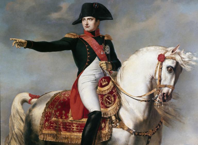 10 معلومات عن نابليون بونابرت العريف الصغير و امبراطور فرنسا