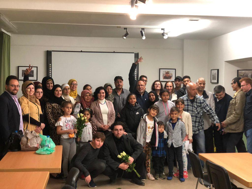 البيت الفلسطيني ينظم لقاءاً عائلياً في برلين