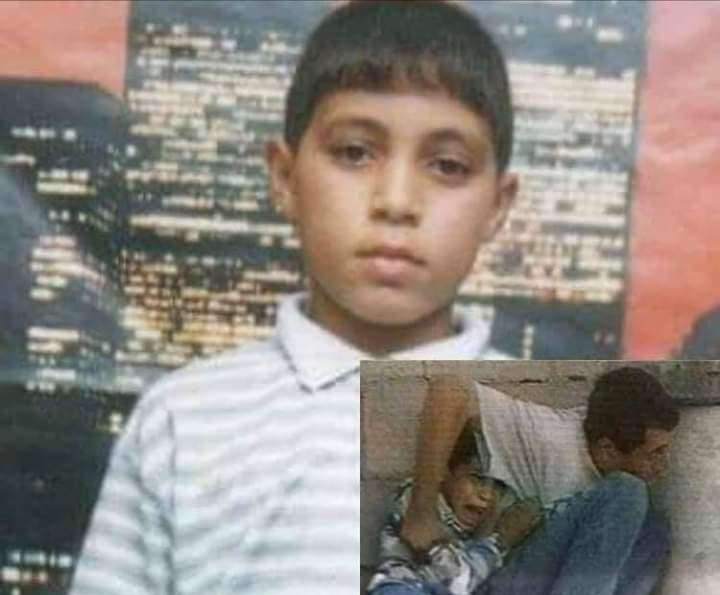 الطفل الشهيد محمد الدرة