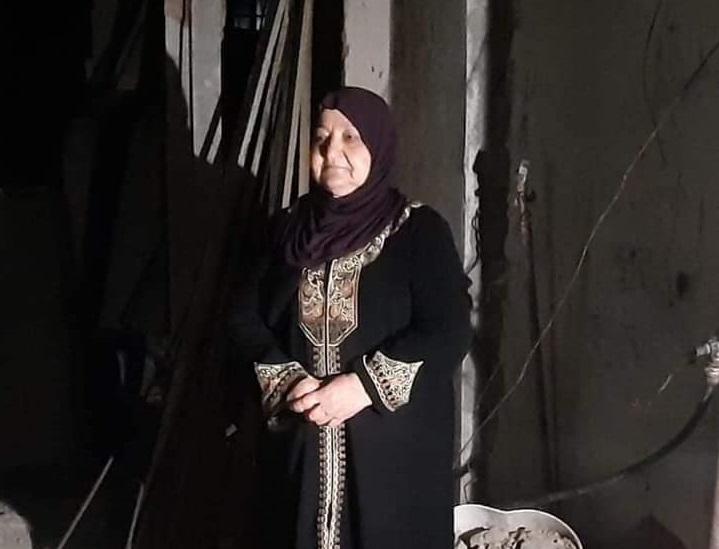 أم ناصر ابو حميد .. سيدة من فلسطين