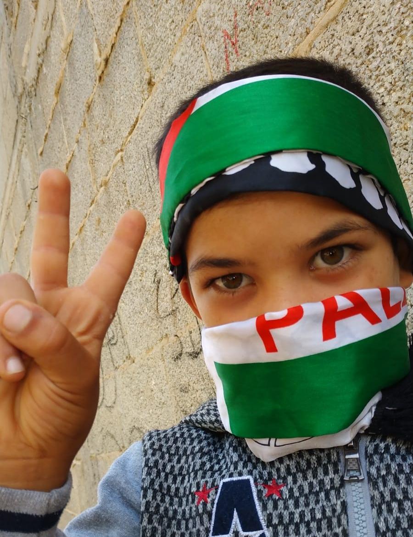 شبل سيرفع علم فلسطين فوق ماذن القدس وكنائسها