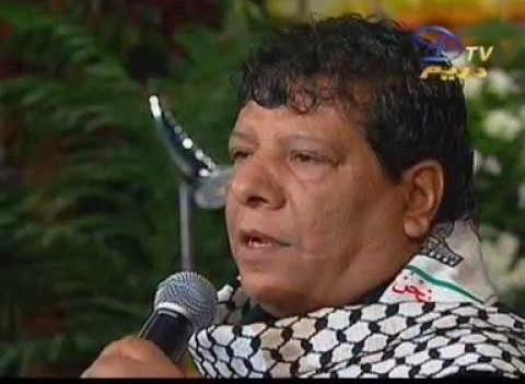 توفي شعبان عبد الرحيم وهو يكره اسرائيل… عن صفحة فنان جمال النجار