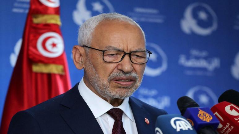 تونس : انشقاق فى حزب النهضة والغنوشي يتراجع داعماً الرئيس قيس سعّيد ،، متابعة : شوقى الفرا
