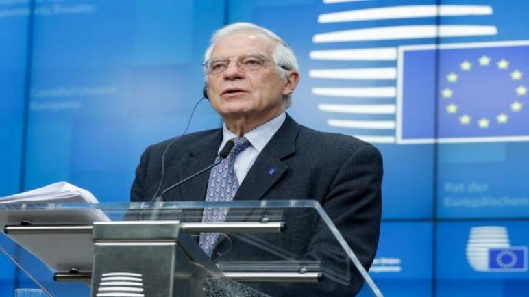 الاتحاد الأوروبي: نؤكد على أهمية حل الدولتين للصراع الفلسطيني الإسرائيلي