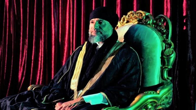ظهور جديد ولقاء مثير لسيف الإسلام القذافي ما يفتح الباب أمام عودته للسياسة،، متابعة : شوقى الفرا