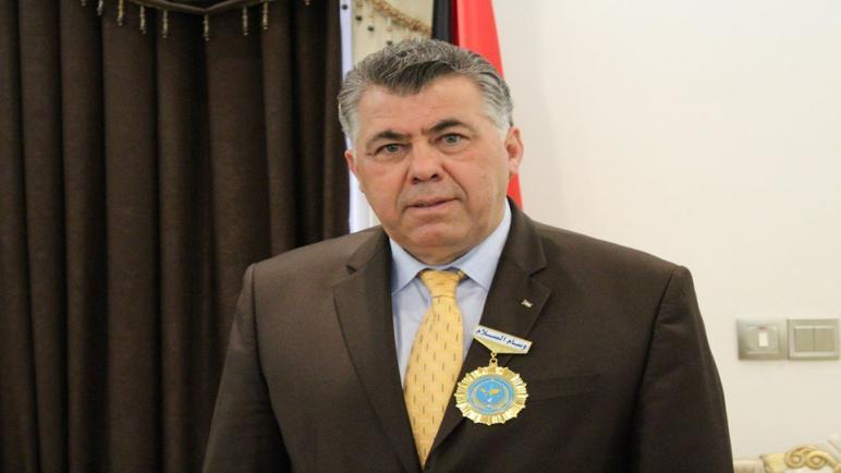 السفير نظمي الحزوري : فلسطين وطن شعب ابدع من اجل الحياة