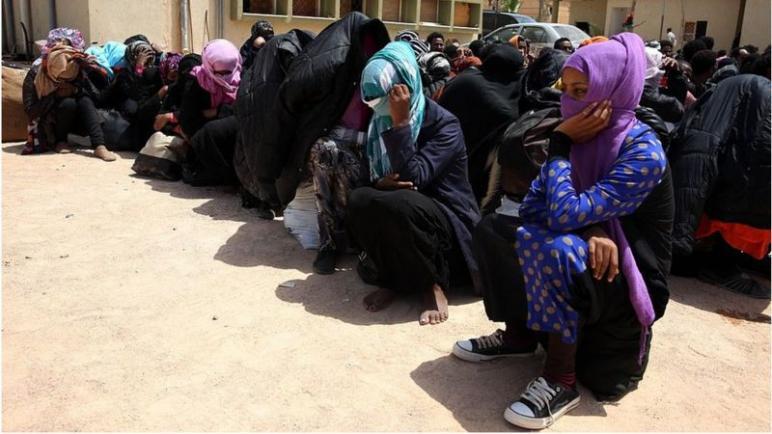 """الهجرة إلى أوروبا: العفو الدولية تدين العنف الجنسي في مراكز المهاجرين في ليبيا وتتهم الدول الأوروبية """"بالتواطؤ المستمر"""""""