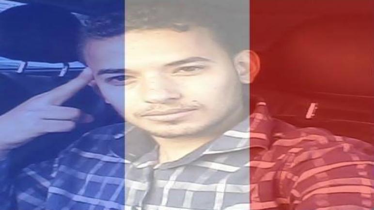 عن صفحة الناشط السياسي عبد الرحمن أبو جامع