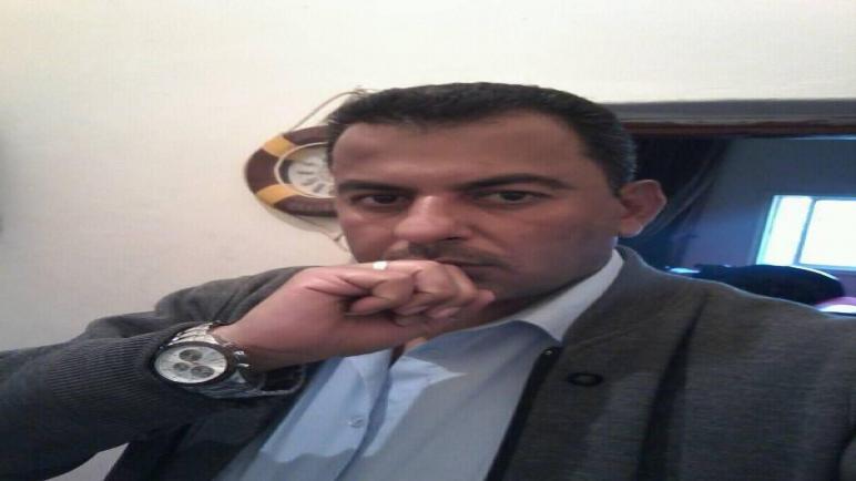 عن صفحة الناشط السياسي جمال أبو زيد