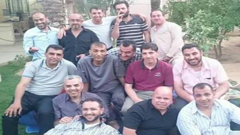 في لقاء وداع الغالي محمد ابوشمالة ،،، كتب عبد الرؤوف بربخ