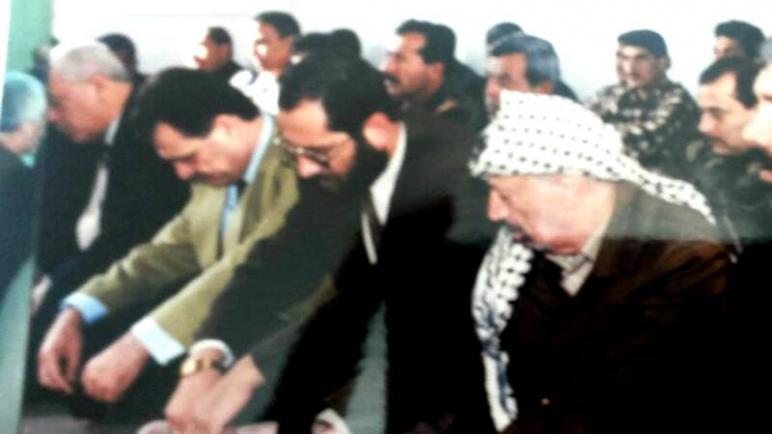 اللحظات الاخيرة مع القائد … عن صفحة الدكتور عماد الفالوجي