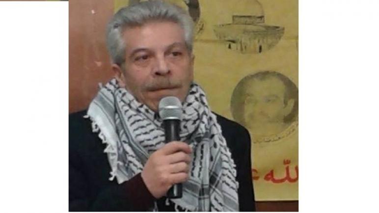 كان الله بعونك ايها الفلسطيني… كتب بسام صالح