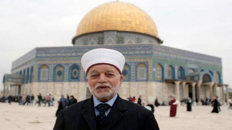 مفتي فلسطين : صلاة عيد الأضحى الثلاثاء القادم الساعة 6:20 دقيقة صباحاً حسب توقيت فلسطين.