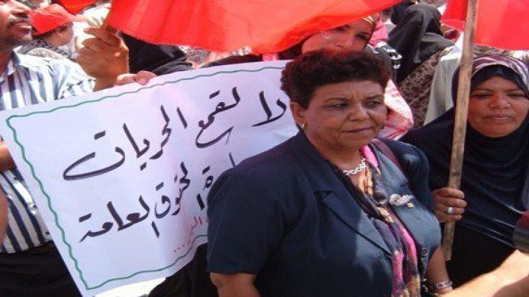 المناضلة الفلسطينية الرائدة مريم أبودقة … بقلم : عالية كريم