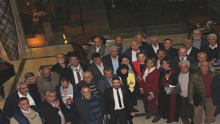 """الاتحاد العام للجاليات الفلسطينية في اوروبا ينظم ورشة تحت شعار """"القدس عاصمة فلسطين الابدية"""""""