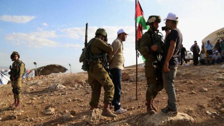 إجراء استيطاني جديد شرق رام الله.. اعتبار أراضي تجمع وادي السياق البدوي محمية طبيعية