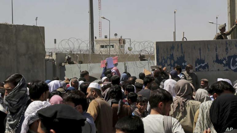 """الإرهاب في أفغانستان ـ من هو تنظيم """"الدولة الإسلامية ـ خراسان""""؟ متابعة : شوقى الفرا"""
