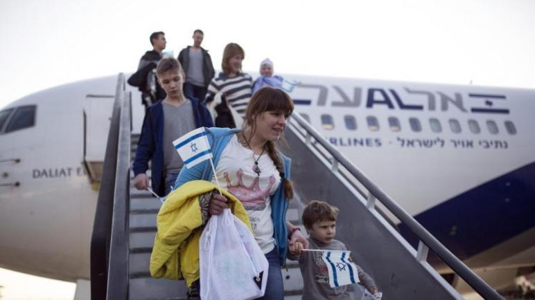 دائرة الإحصاء الإسرائيلية: 3.3 ملايين يهودي هاجروا إلى إسرائيل منذ 1948