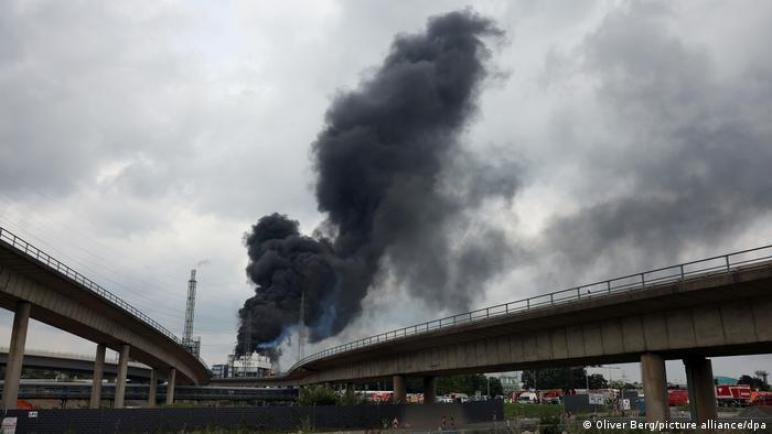 ألمانيا… قتيل وجرحى في انفجار في مصنع للكيماويات