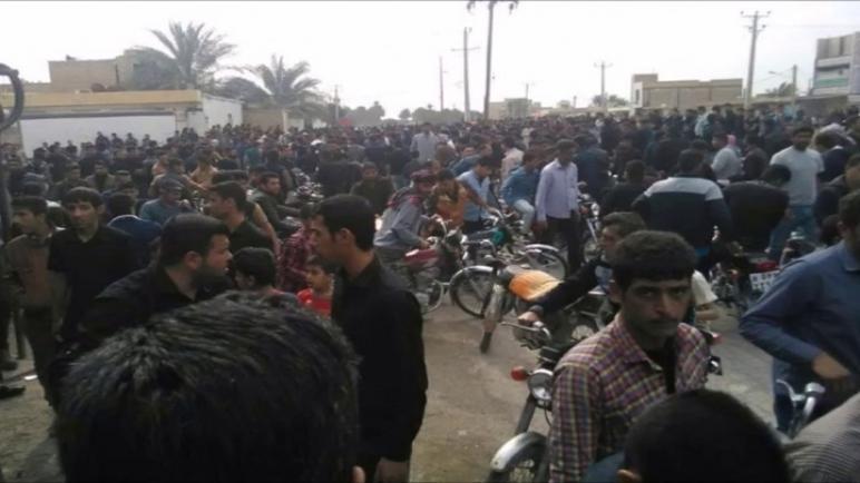 تظاهرات وقتلى في احتجاجات بالأحواز جنوب إيران