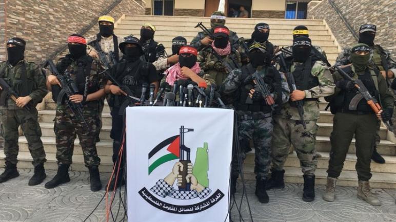 """المقاومة بغزة تهدد بردود قاسية بسبب جرائم الاحتلال وسرايا القدس""""لسنا ضمن البيان"""" متابعة : شوقى الفرا"""