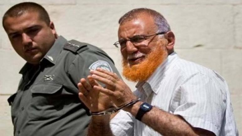 كتلة حماس تندد باعتقال قوات الاحتلال النائب أبو طير