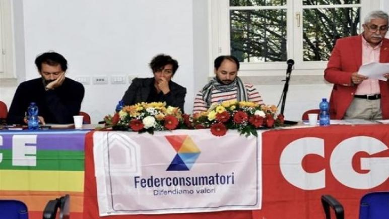 فلسطيني رئيسا لنقابتي الأجور وحماية المستهلك في ايطاليا