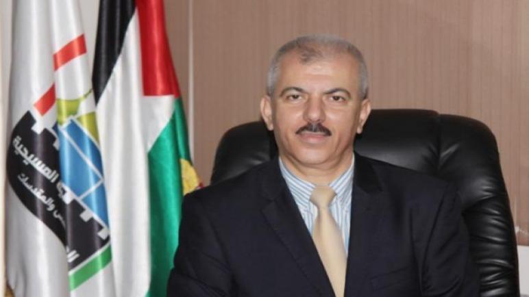 وفاة د. حنا عيسى أمين عام الهيئة الإسلامية المسيحية لنصرة القدس عضو المجلس الثوري لحركة فتح