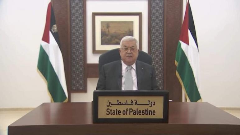 الرئيس عباس بكلمته في قمة الطموح للمناخ: رغم الاحتلال وكورونا نتحمل التزاماتنا وفق الاتفاقية الإطارية واتفاق باريس