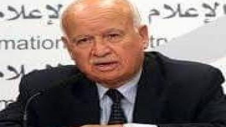 همسة عتاب من الدكتور زكريا الأغا لقيادات حركة فتح