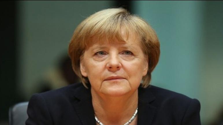 ودعت المستشارة الالمانية أنجيلا ميركل منصبها يوم أمس