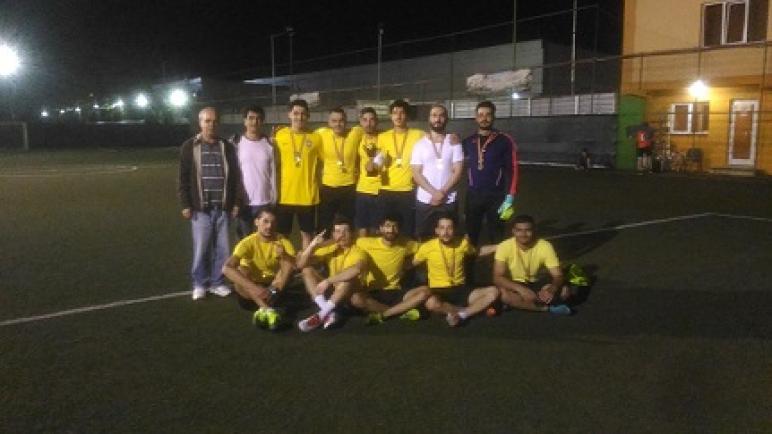 شباب فلسطين تفوز ببطولة كأس القدس لكرة القدم في رومانيا